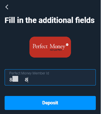 How do I transfer funds from my FxPro Wallet to my trading account?
